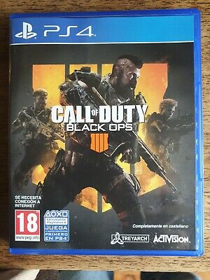 Call Of Duty Black Ops (PlayStation 4, 2018)
