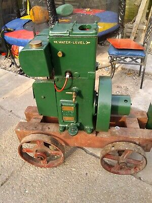 Stationary Engine Lister D