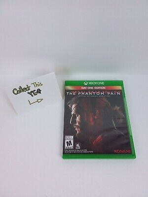 Metal Gear Solid V: The Phantom Pain Day One Edition (Microsoft Xbox One) Canada