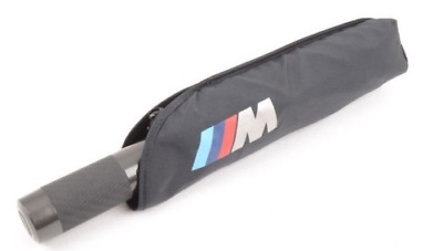 New Genuine BMW M Collection Teflon Coated Automatic Pocket Umbrella 2410917 OEM
