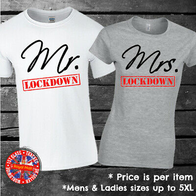 93f2954b MR RIGHT MRS Always Couples T-Shirt Funny T Shirt Wedding Honeymoon ...