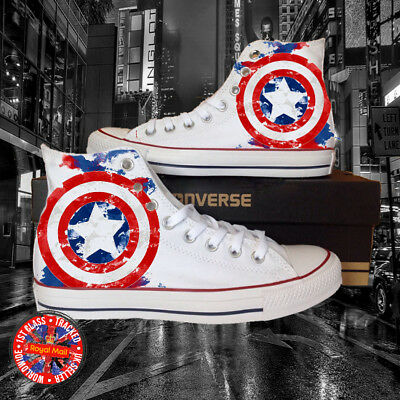 Details about Converse all Star One 160994C White America High Studs Chuck Taylor Unisex