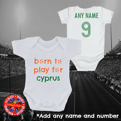 """Dirty Fingers /""""Born to Score for Northern Ireland/"""" Baby Bodysuit Football Fan"""