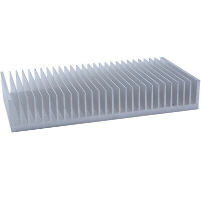 150*301*51mm Anodized Aluminium Heat Sink For CPU Power Transistor TO-126 TO-220