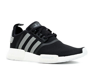 separation shoes a63ff 29992 ADIDAS NMD R1 JD Solid Black, White S31504 Men's size 12