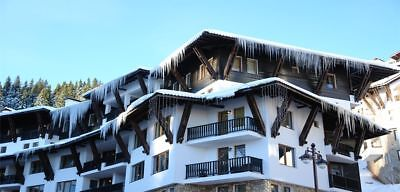 Mega 4-bedroom apartment for sale in ski-resort Pamporovo, Bulgaria