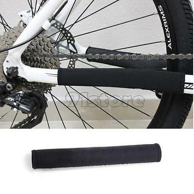 5pc/3pcs MTB Bicycle Cycling Road ChainStay Posted Frame Tube Protector Guard AU