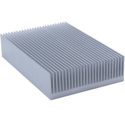 120*80*26.8mm  Anodized Aluminium Heat Sink For Power Transistor TO-126 TO-220