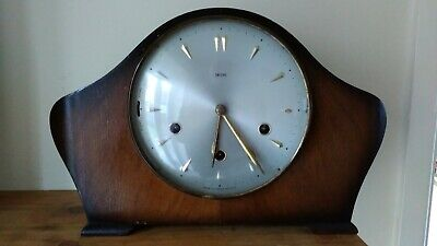 Vintage Smiths Westminster Chiming Mantel Clock