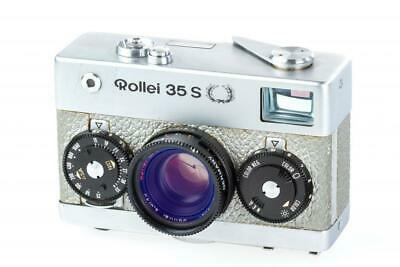 Rollei 35 S Silver limited Editon // 32095,2
