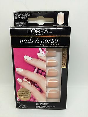 L'OREAL NAILS A PORTER by COLOR RICHE - 001 FRENCH TOUCH