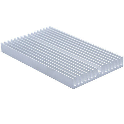 100*60*10mm Anodized Aluminium Heat Sink For Power Transistor/TO-126/TO-220/TO-3