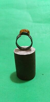RARE Perfect Ancient VICTORIAN Silver jewelry ring