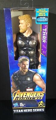One-Eyed THOR with Eye Patch AVENGERS Infinity War Large Action Figure MARVEL