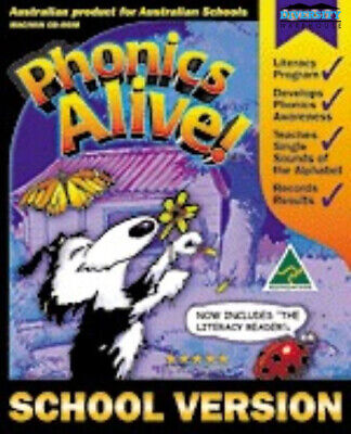 Phonics Alive 1 Unlimited Network Site Licence