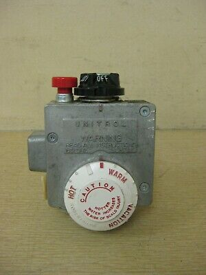 Bradford White 222-43707-01A R110RTSP Water Heater Control Gas Valve Thermostat