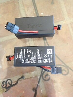 Two Parrot Disco Batteries Genuine Unused