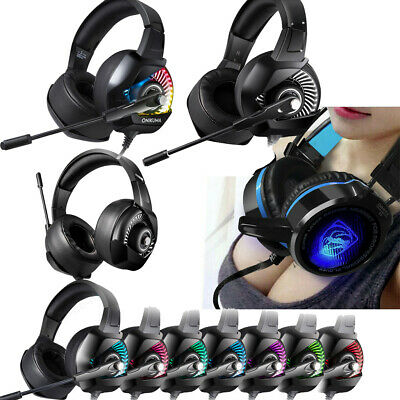 ONIKUMA K6 Gaming Headset Stereo Gamer Gaming Noise-cancelling Wired Headset ---