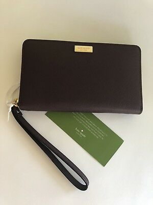Kate Spade New York Laurel Way Alvy Zip Around Wallet WLRU2966