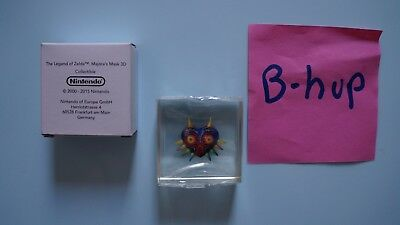 Presse-Papier The Legend Of Zelda Majora's Mask 3D Nintendo 3Ds Neuf
