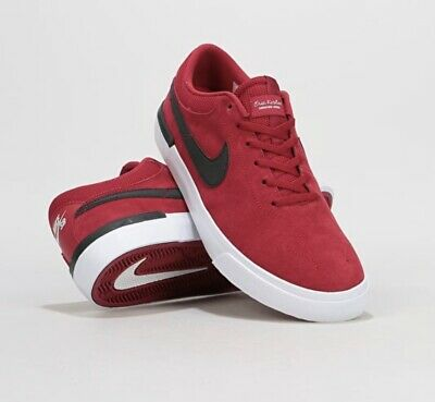 super popular e32dd 434d7 Nike SB Eric Koston Hypervulc Size 5.5 UK. Red And White. Original