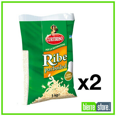 Riso Ribe Parboiled Curtiriso Kg5X2