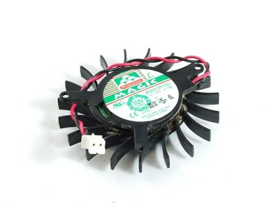 Magic 2-pin 50mm Nvidia Graphics Cards Fan Video Card Gpu Chip Fan Mga5012xr-o10