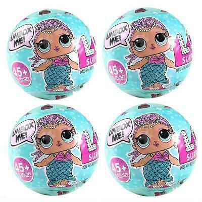 LOL Surprise Doll Lets Be Friends Series Ball Gift 10CM Hot Christmas Toy