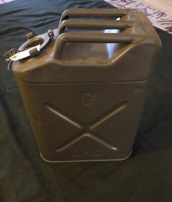 American spec Jerry Can suit Willys Jeep Dodge GMC etc WW2 dated - 2