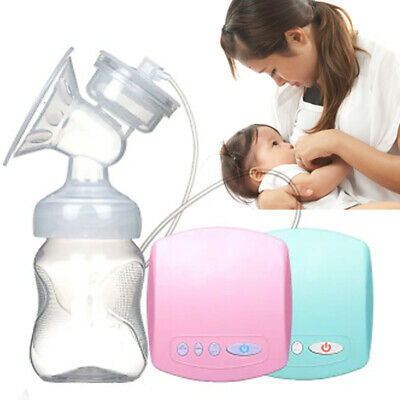 Electric Handfree Breast Pump Milk USB Automatic Double Intelligent Baby Feeder