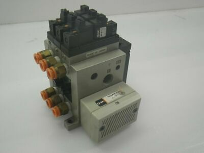 NZM131HT-K5LZ+ Assembly Smc Vacuum Generator High Press (Used Tested)