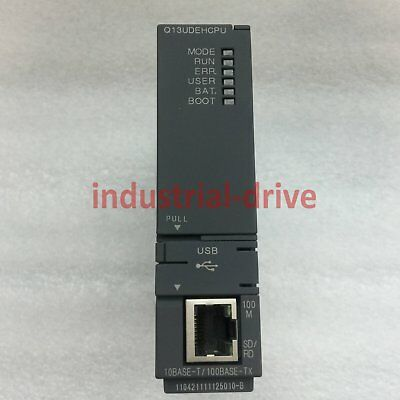 1PC Used Mitsubishi PLC Q13UDEHCPU Tested In good condition free shipping