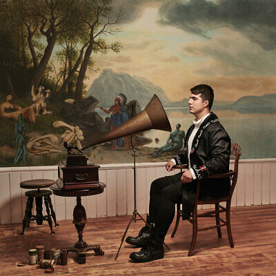 Jeremy Dutcher - Wolastoqiyik Lintuwakonawa // Vinyl LP limited on Purple Marble