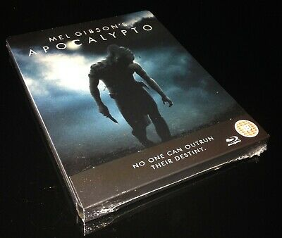 Steelbook Blu Ray Apocalypto Neuf // Edition Limited Zavvi Exclusive