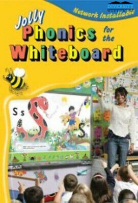 Jolly Phonics for the Whiteboard (precursive letters)