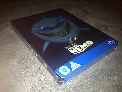 Steelbook Blu Ray Nemo // Edition Zavvi 4000 Ex. // Neuf // New And Sealed