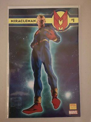 Miracleman #1 - Cover A  Marvel Comics