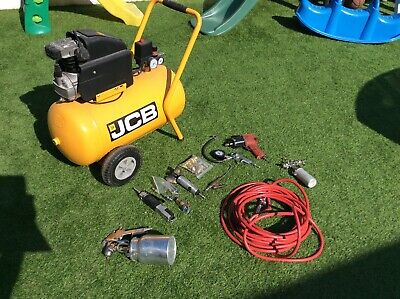jcb air compressor