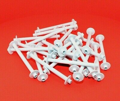 "Schacht 5"" Plastic Bobbins. 25 Pack. Ships from KY."
