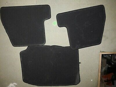 Lot De 3 Tapis Voiture Ford Focus 3