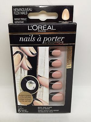 L'OREAL NAILS A PORTER by COLOR RICHE - 002 KILLER NUDE