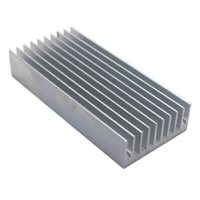 100*45*18mm Anodized Aluminium Heat Sink For Power Transistor/TO-126/TO-220
