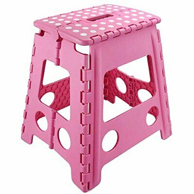 Magnificent Folding Plastic Step Stool Seat Chair Kidsadults For Pdpeps Interior Chair Design Pdpepsorg