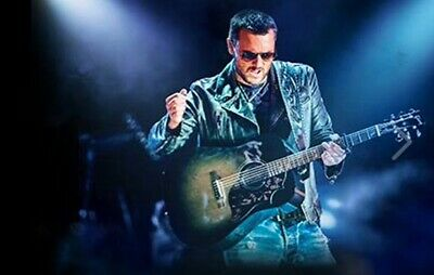 Two Eric Church Tickets - Double Down Tour Greenville, SC Friday 4/26 Floor