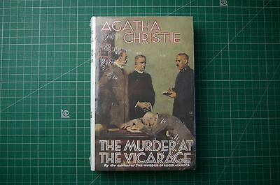 The Murder at the Vicarage [Crime Club] - A Christie: HB DJ 2013 VGC++ Sealed