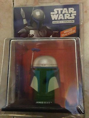 Casco Coleccion Star-Wars Jango Fett
