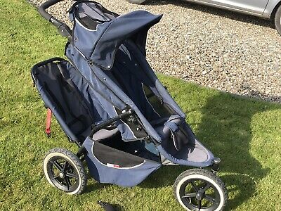 phil and teds sport double buggy