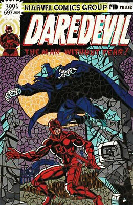 DAREDEVIL #597 HOMAGE to Daredevil #158 Shattered Comics Mosiac Variant Marvel
