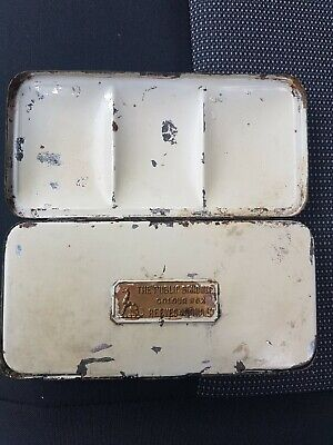 Reeves And Sons Of London Artists Metal Box / Tin