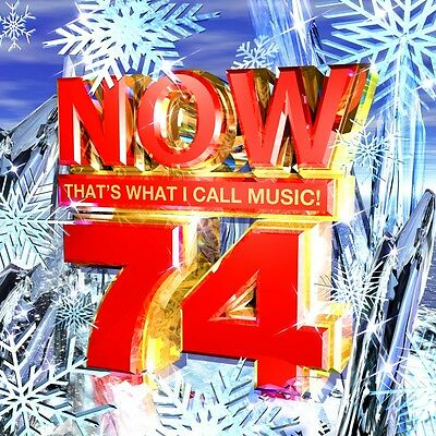 Various Artists - Now That's What I Call Music! 74 - UK CD album 2009